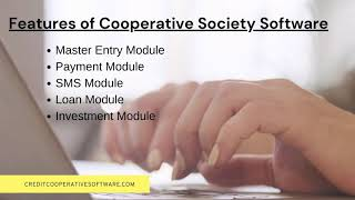 You need to know about Credit Cooperative Society Software