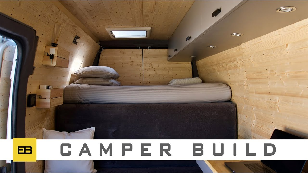 How to build a custom Camper Van