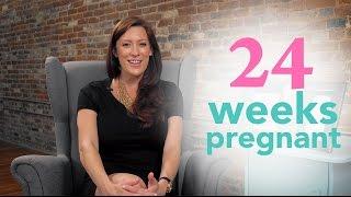 24 Weeks Pregnant - Ovia Pregnancy