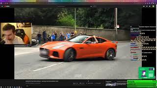 БРАТИШКИН СМОТРИТ - CRASHES, Fails & Near-Misses - Leaving A Car Show & More! 2020