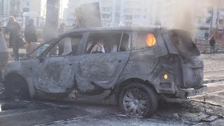 Kriegsähnliche Zuständen Vor Blockupy-Demo In Frankfurt Am 18.03.15