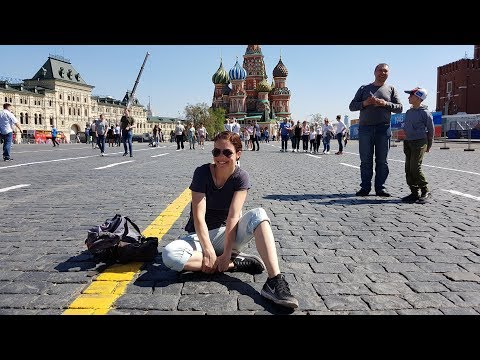 Steffi's Travel Vlog #7 – Moscow (Russia) – part 1