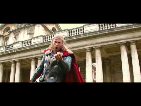 Marvel's Thor: The Dark World - Bloopers 1 | MTW