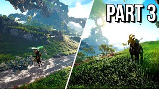 BIOMUTANT Walkthrough Gameplay Part 3 NO COMMENTARY