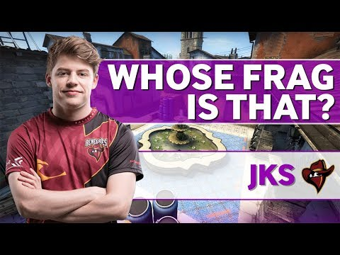 Renegades's JKS Plays Whose Frag is That?