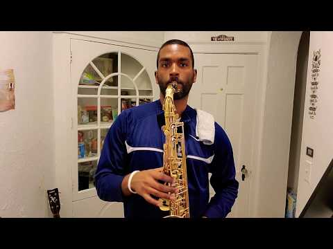 Donna Lee - Latin Jazz Style - Tenor Saxophone