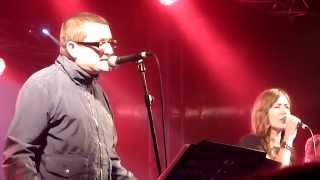 Paul Heaton & Jacqui Abbott - Old Red Eyes Is Back - Live @ Liverpool Academy 004