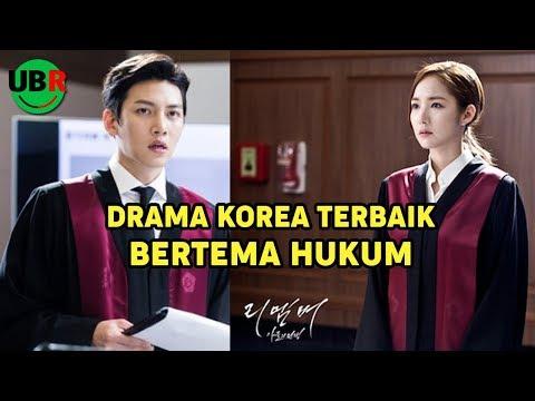6 drama korea terbaik bertemakan hukum