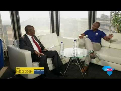 Maimane addresses racial tension allegations in the DA. Part 1