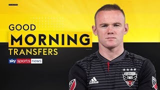 How successful will Wayne Rooney be at Derby as a player/coach? | Good Morning Transfers