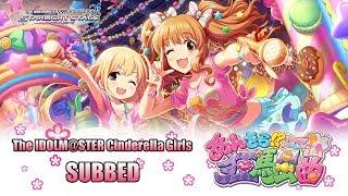 【デレステ】Idolm@ster Cinderella Girls Starlight Stage: Ankira!? Kyousoukyoku (SUBBED)