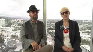 EURYTHMICS -  MESSAGE TO FANS (2017)