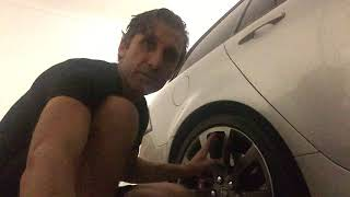 In-Detail Car Cleaning tips - Cleaning Wheels