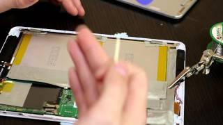 Исправляем проблемы Планшета с оторванной Wi-Fi антенной