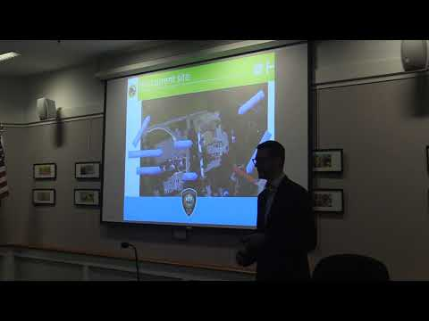 Police Commission - Night 2 / (Part 3/3) - Jim McClaren Police Facility Presentation