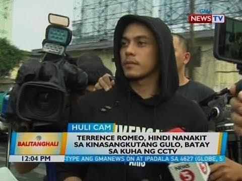 [GMA]  BT: Terrence Romeo, hindi nanakit sa kinasangkutang gulo, batay sa kuha ng CCTV