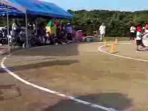 2013 9/28 小値賀保育園★幼稚園の運動会