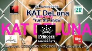 Promo KAT DeLuna  PRINCESS CLUB