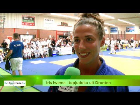 VIDEO | Iris Iwema kan pas in 2019 weer judoën, maar hoop blijft gevestigd op Tokyo