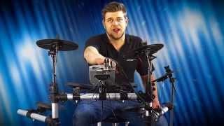 FAME DD Lite - Das E-Drum Set für kleines Geld!