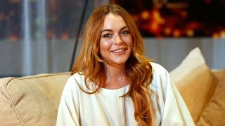 <b>Lindsay Lohan</b> Debuts New Accent And Confuses Her Fans