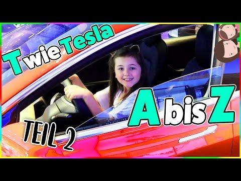 Wir KAUFEN ALLES von A - Z  💶 Teil 2 - T wie TESLA  😱 BUCHSTABEN Alphabet Challenge 😂Alles Ava