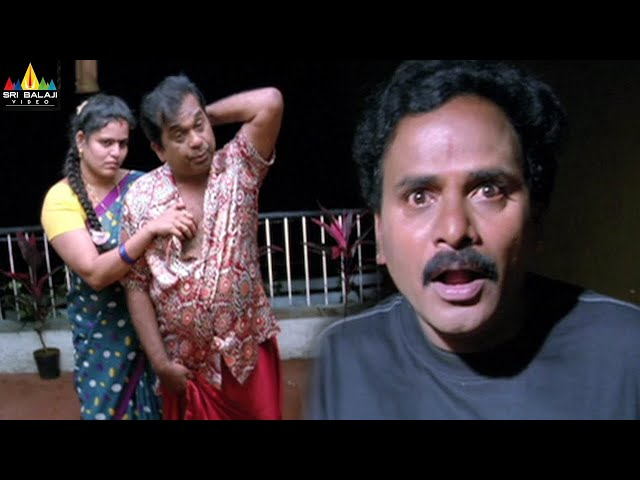 Brahmanandam and Sunil Comedy Scenes Back to Back | Telugu Movie Comedy | Sri Balaji Video