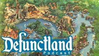 Defunctland Podcast Ep. 17: Jungle Schmooze
