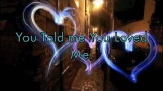 You Told me You Loved me-Cinematic Sunrise