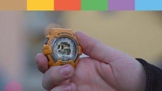 Wie robust ist eine Uhr von G-Shock wirklich?