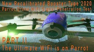 ???????????? Bebop 2/Disco/SkyShit 2 Booster Mod 2020 Upgrade Part II - The Ultimate WiFi Penetration Test