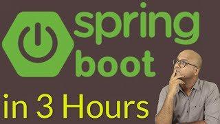 Spring Boot Tutorials | Full Course
