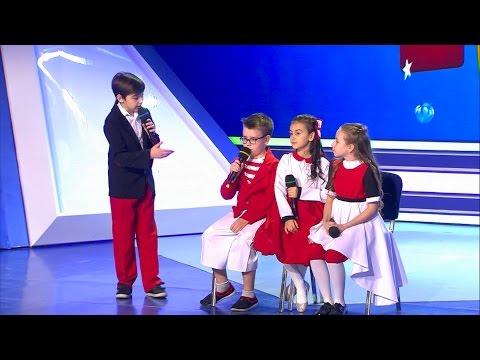 Детский КВН 2017 - Выпуск 10 (22.04.2017) ИГРА ЦЕЛИКОМ Full HD