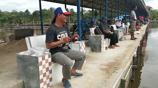 preview picture of video 'Lomba mancing memperingati HUT RI ke 73 keluraga besar PT PERTAMINA EP ASSET 5 FIELD SANGASANGA..'