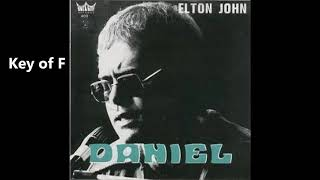 ELTON   Daniel (Sam Smith)   Key of F