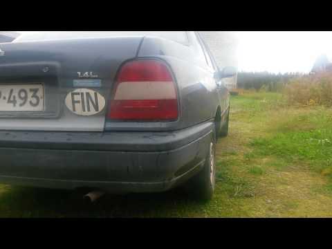 Den Fleck des Benzins von der Karosserie des Autos zu entfernen