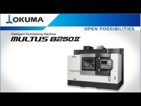 Okuma MULTUS B250II