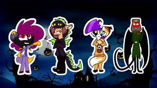🎃[Happy Halloween] MEME【Collab】🎃
