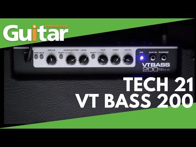 Tech 21 VT Bass 200   Review
