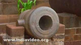 Canons at Gol Gumbaz, Bijapur