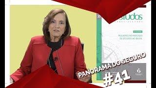 MULHERES NO SETOR DE SEGUROS É PAUTA DO PANORAMA DO SEGURO