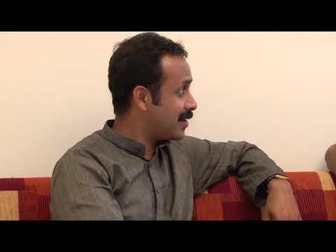 Sudeep Kumar in Garshom TV Celebrity Chat Show Part1