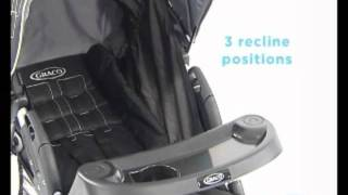 Graco Mirage Pushchair Video Review - Online4baby - YouTube