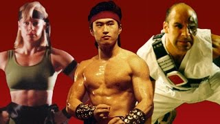 Что стало с актерами игры Mortal Kombat