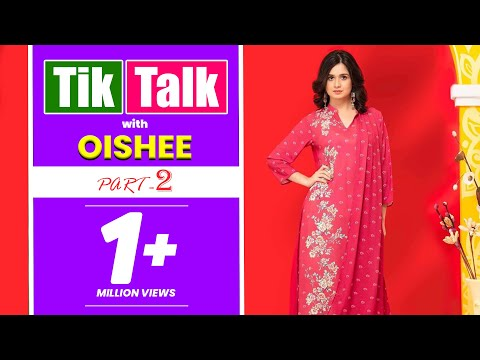 Tik Talk with Jannatul Ferdous Oishee(Part-2) | Miss World 2018 | Episode 41