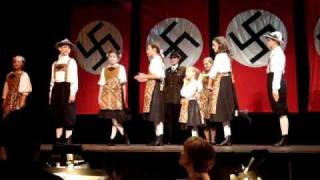 So Long Farewell Reprise - Sound of Music - YPTW 2009 - Cast A