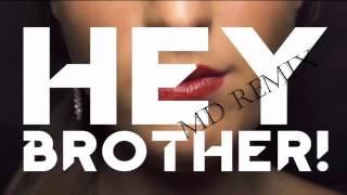 Avicii - Hey Brother Remix [david guetta remix]