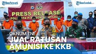 Oknum TNI Jual Ratusan Amunisi untuk KKB, Dikumpulkan dari Jatah Latihan Menembak