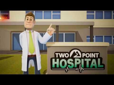 Видео № 0 из игры Two Point Hospital [PS4]