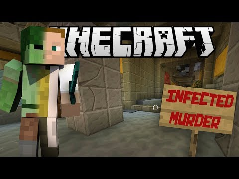 [GEJMR] Minecraft - Nový MURDER Infected